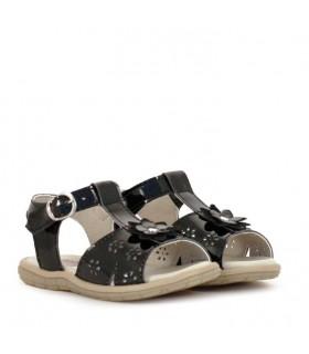 Sandalias de PVC blanco