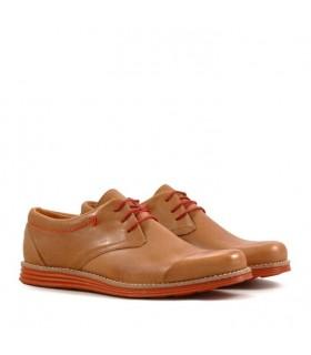 Zapatos de cuero suela
