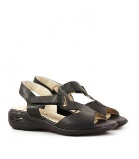 Sandalias en negro