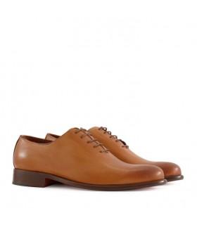 Zapatos de vestir en cuero brush/suela