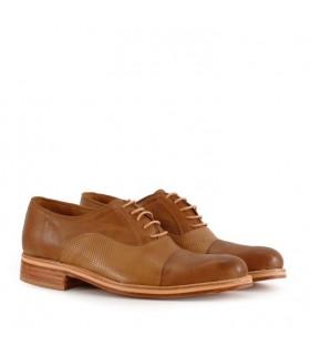Zapato de vestir de cuero suela
