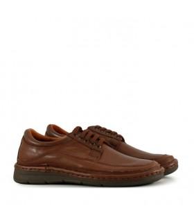 Confort de cuero en marrón