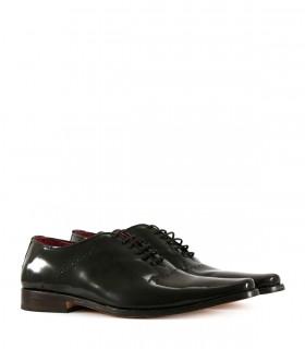 Zapatos de vestir en charol para hombre
