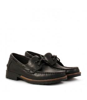 Zapatos colegiales de cuero con vira del 35 al 40