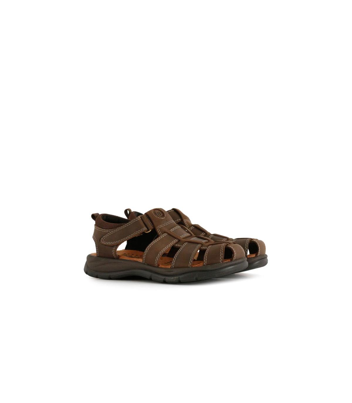 mejor sitio al por mayor unos dias Sandalias de cuero-sandalias de hombre-calzadosbatistella.com.ar