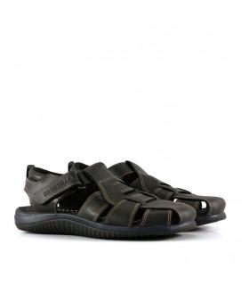 Sandalias de cuero para hombre