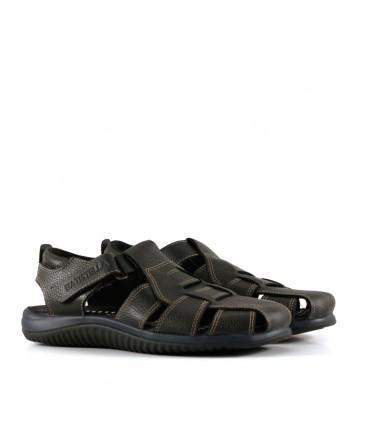 Zapatos Cueroar Hombre De Para Sandalias Ajq543RL