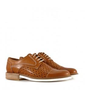 Zapatos de cuero para hombre