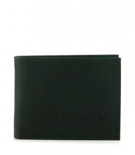 Billeteras de cuero en verde