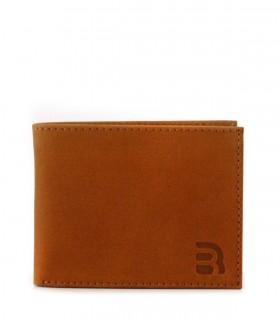 Billeteras de cuero en marrón
