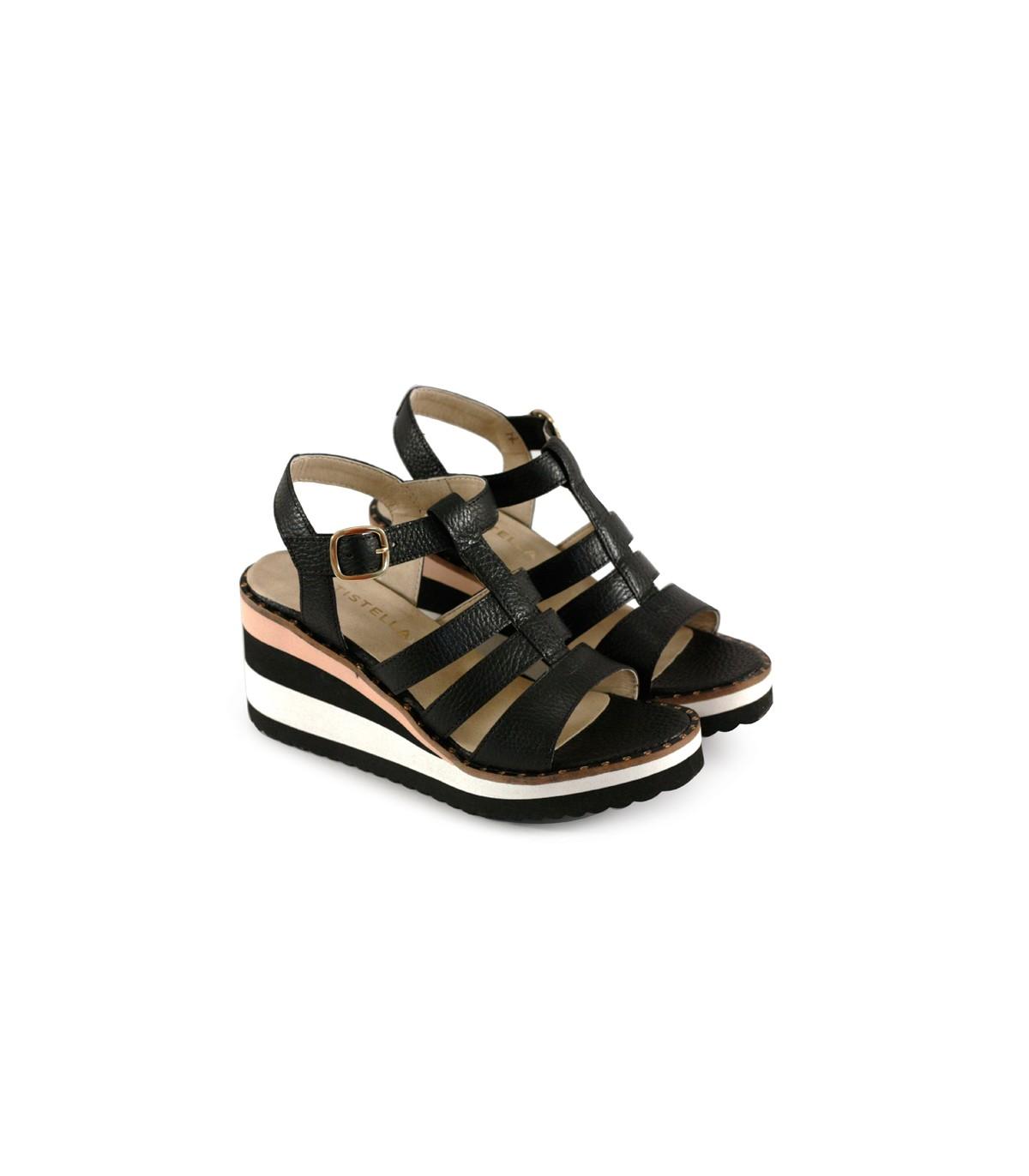 materiales superiores muy baratas super popular Sandalias de cuero-sandalias de mujer-calzadosbatistella.com.ar
