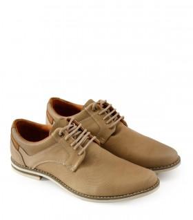 Zapatos de vestir en cuero visón