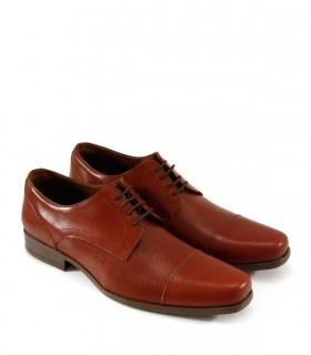 Zapatos de vestir de cuero suela acordonados