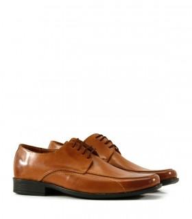 Zapatos de vestir acordonados en suela