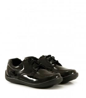 Zapatos en charol negro del 18 al 26