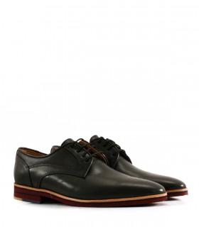 Zapatos de vestir en cuero negro