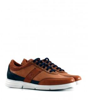 Zapatos urbanos de cuero suela