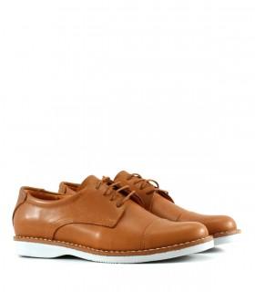 Zapatos de vestir en cuero suela