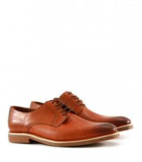 Zapatos de vestir de cuero suela