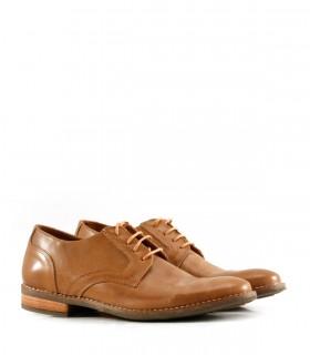 Zapato de vestir en cuero suela
