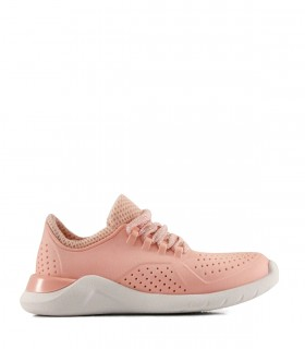 Zapatillas urbanas en rosa
