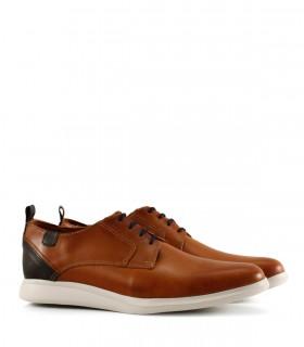 Zapatos de vestir de cuero en suela
