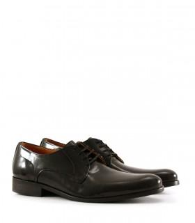 Zapatos de vestir en alto brillo negro