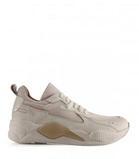 Zapatillas urbana blancas con plataforma