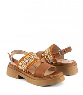 Sandalias de símil en suela