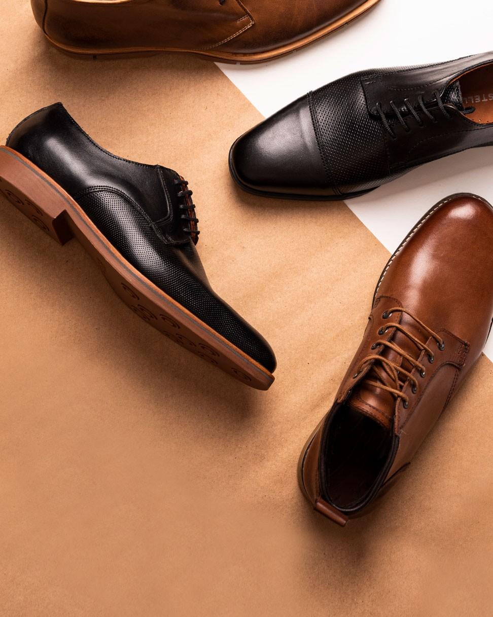 Limpieza del calzado