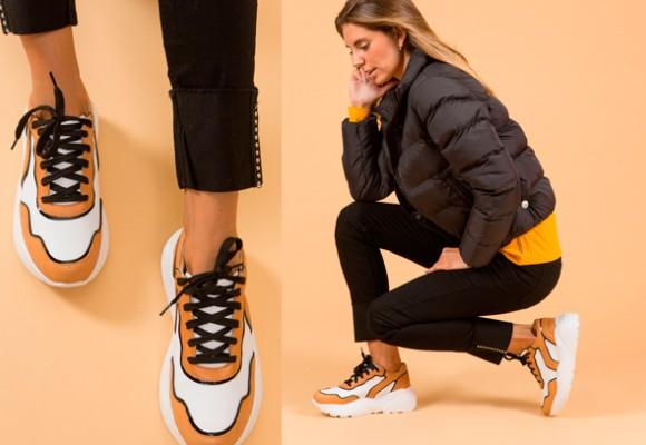 Zapatillas: Un calzado del que no nos podemos despegar.
