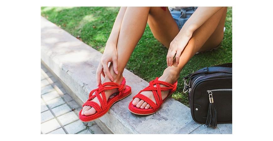 ¿Qué calzado llevar de vacaciones?