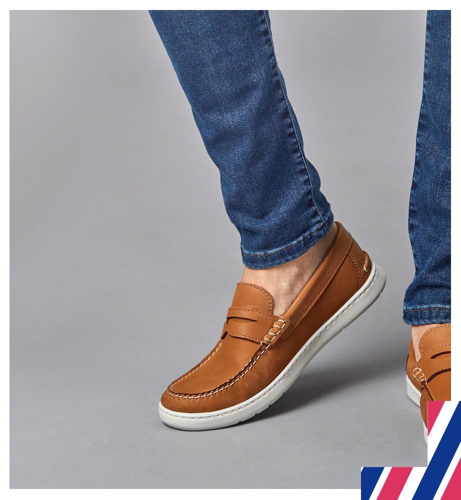 Zapatos y accesorios de hombre
